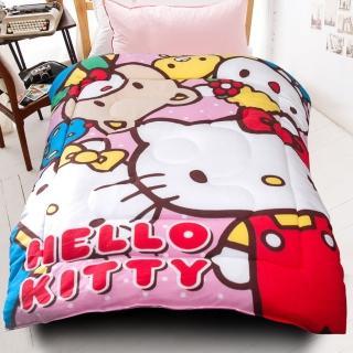 【HELLO KITTY】歡樂同好會毯被