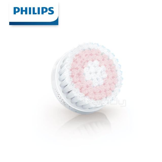 【飛利浦】淨顏煥采潔膚儀敏感型刷頭SC5991(買一送一)