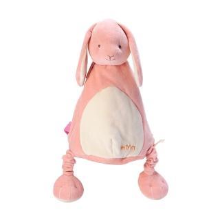 【美國miYim】有機棉動物後背包(邦妮兔兔)