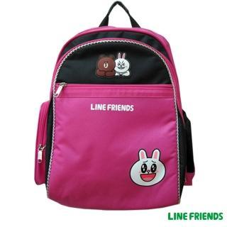 【LINE FRIENDS】MIT成長型護脊書包(兔兔LI5333C)