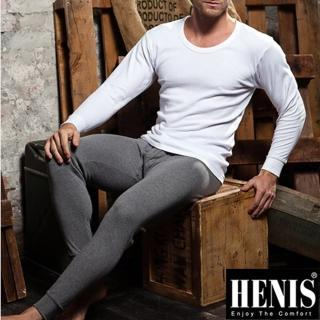 【HENIS】精典時尚型男純棉彩色衛生褲-3件組(隨機取色)