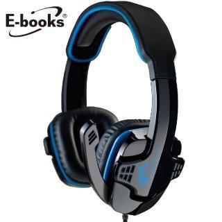 ~E~books~S25 電競頭戴耳機麥克風 速達