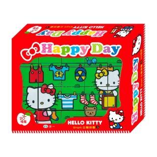 【世一】KT Happy Days20顆六面拼圖