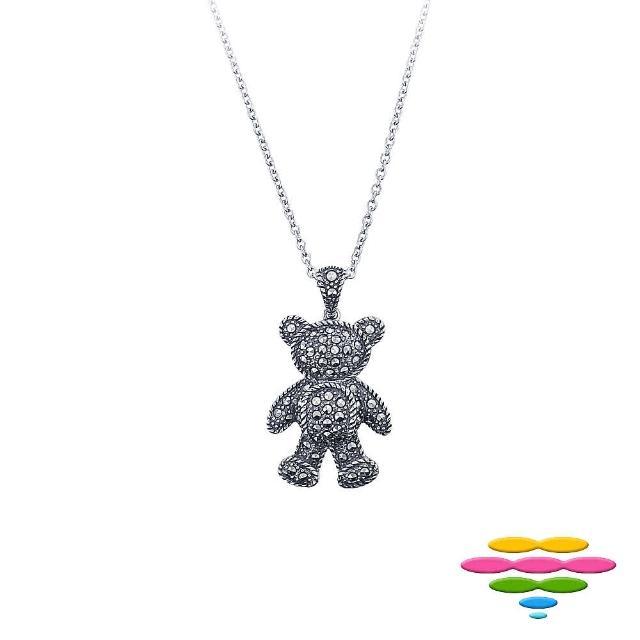 【彩糖鑽工坊】Rainbow系列 寶石純銀項鍊(HAG-PS19)