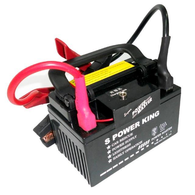 【小電王2】汽車電瓶電源供應機(簡易型)