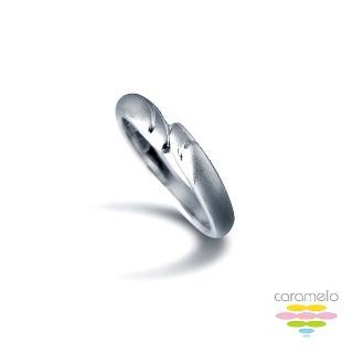 【彩糖鑽工坊】相擁系列 925純銀戒指(窄版CL-RS07)