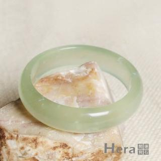 【Hera】特選天然冰種清透飄花岫玉手鐲