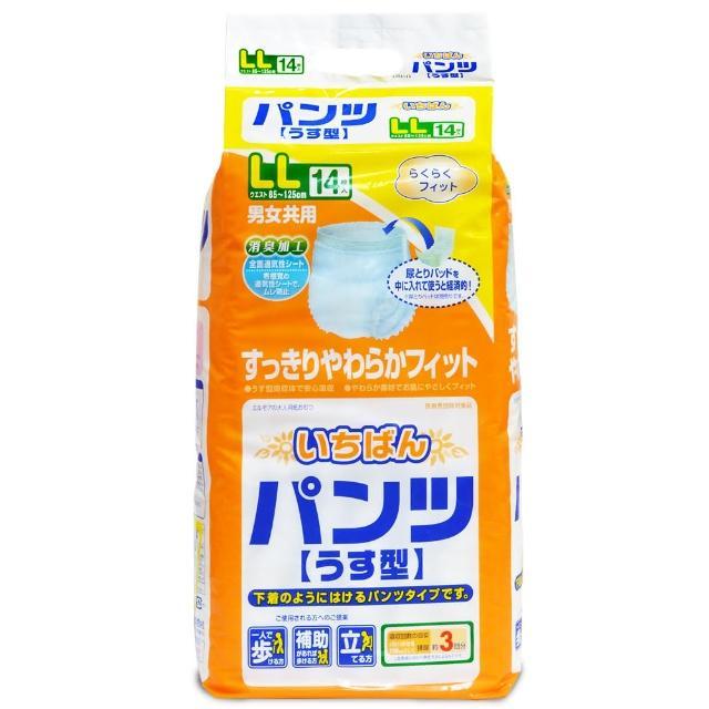【日本一番】成人活力褲 L(14片x4包/箱)