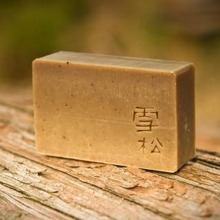 【文山手作皂】恬靜雪松_清淨思緒  洗去一身的繁忙疲憊(所有膚質適用)