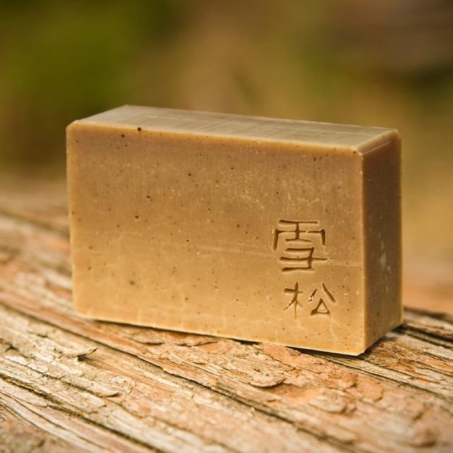 【文山手作皂】恬靜雪松(沐浴用)