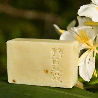 【文山手作皂】野薑花調理皂_保濕滋潤、緊緻肌膚(乾性/中性肌膚適用)