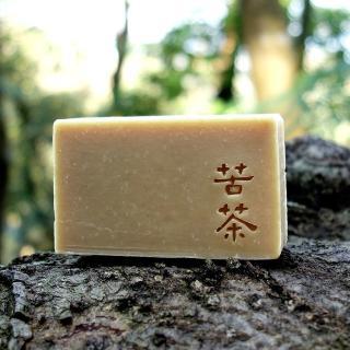 【文山手作皂】苦茶洗頭皂_深層清潔毛囊調理頭皮(中/油性頭皮)