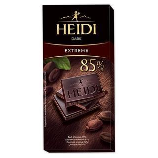 【赫蒂】85%黑巧克力 80g