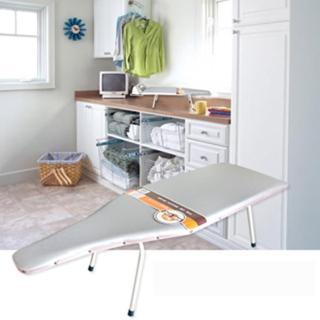【生活King】偉琦桌上型/地板型燙衣板(一體成型)