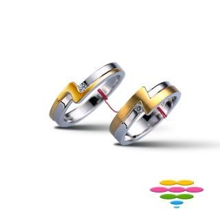 【彩糖鑽工坊】甜蜜愛心系列 19-21分鑽石戒指(CL-RD145)
