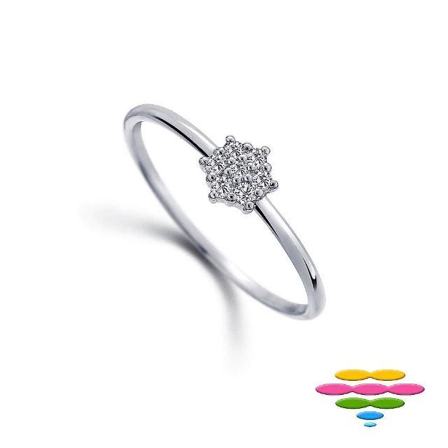 【彩糖鑽工坊】小確幸系列 鑽石戒指(CL-RD149)