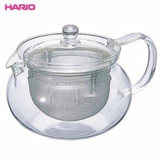 【HARIO】附濾網耐熱丸形茶壺-700ml(CHJMN-70T)