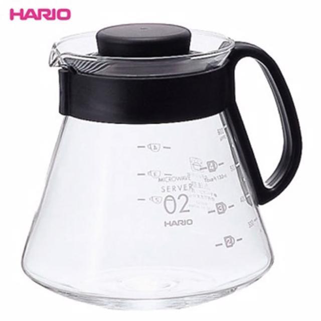 【HARIO】耐熱咖啡壺 600ml(XVD-60B)