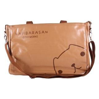 【kapibarasa】水豚君甜點系列托特包