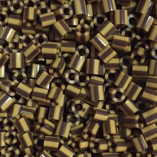 【Perler 拼拼豆豆】1000顆單色補充包-162曲奇條紋(特殊色)