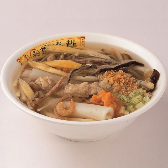 【鮮食家任選799】百年吳家鼎邊趖5碗鼎邊趖(715g/包)