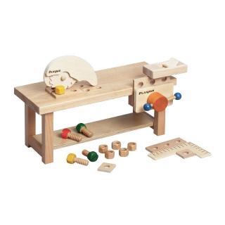 【PlayMe】PlayMe工作檯(小木工體驗玩具)