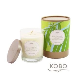 【KOBO】美國大豆精油蠟燭 - 檸檬草神話(330g/可燃燒80hr)