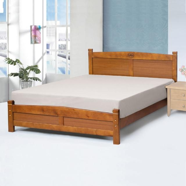 【Homelike】米路床架組-雙人5尺