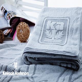 【金安德森】健康竹炭紗浴巾