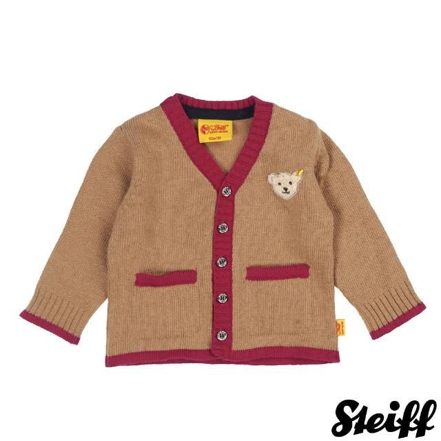 【STEIFF德國精品童裝】長袖羊毛 保暖背心(外套)