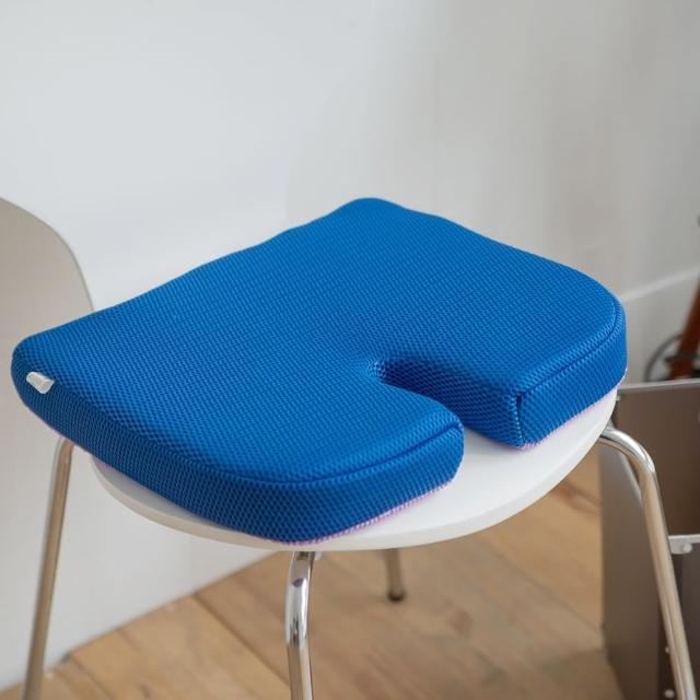 【樂活主義】舒壓多功能太空記憶棉坐墊(3色可選)
