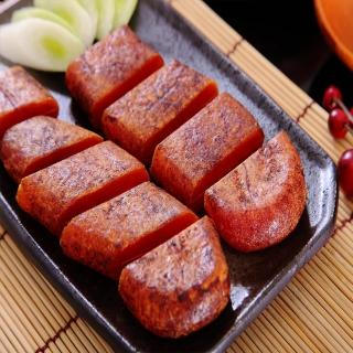 【華得水產】碳烤一口包野生烏魚子4包組(總重8兩/包 附提袋x4)