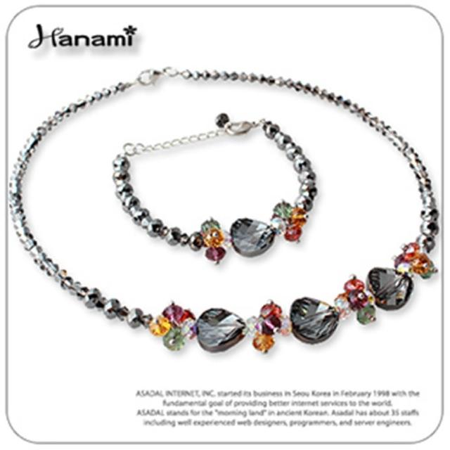 【Hanami】繽紛璀璨水晶套組