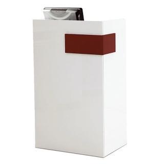 【東京家居】喬帝2尺白色多功能桌