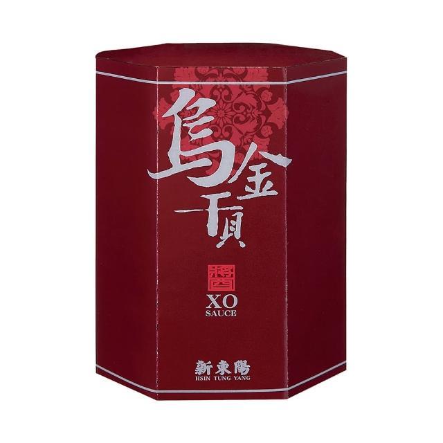 【新東陽】烏金干貝XO醬220g