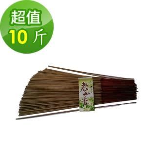 【金發財金紙-批發】精選老山香-10斤-批發包裝(線香系列)