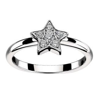 【ROYAL DAMON羅亞戴蒙】『滿天星』戒指