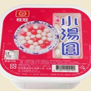 【鮮食家任選799】桂冠小湯圓(300g/盒)