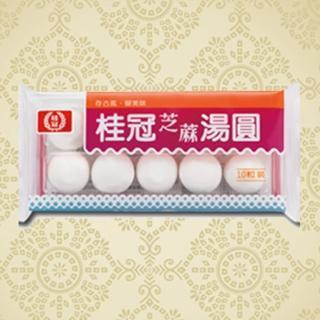 【鮮食家任選799】桂冠芝麻湯圓(200g/盒)