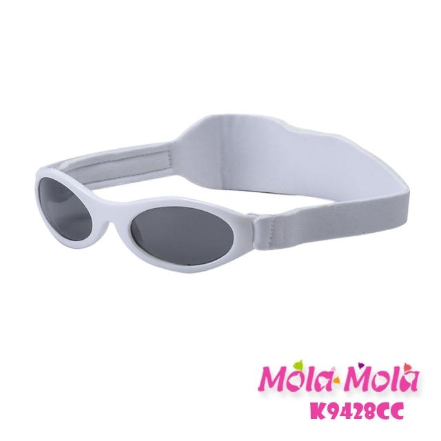【Mola Mola 摩拉.摩拉】兒童偏光太陽眼鏡 0.5-3歲寶寶嬰幼兒 安全(K-9428cc)