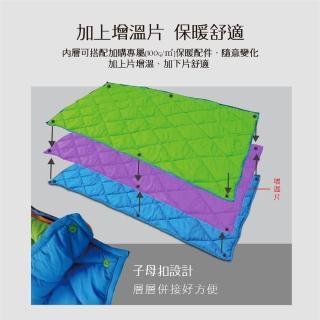 【Outdoorbase】綠葉方舟Thermolite Extra保暖增溫片(24455)