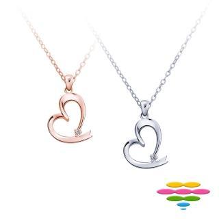 【彩糖鑽工坊】Jennie系列 鑽石項鍊(CL-PD124)