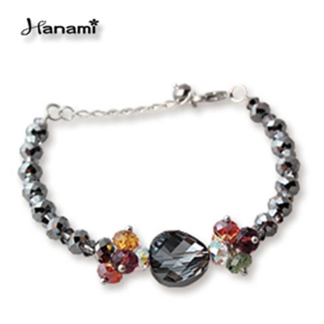【Hanami】繽紛璀璨水晶手鍊