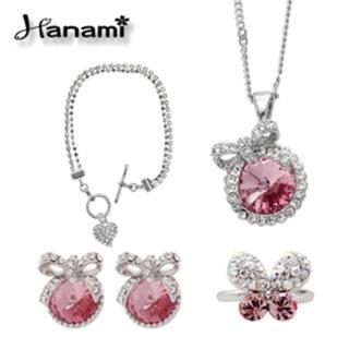 【Hanami】蜜桃甜心晶漾套組