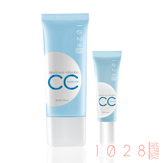 【1028】全效保濕CC精華霜SPF30 PA++  大+小(大+小 共40ml)