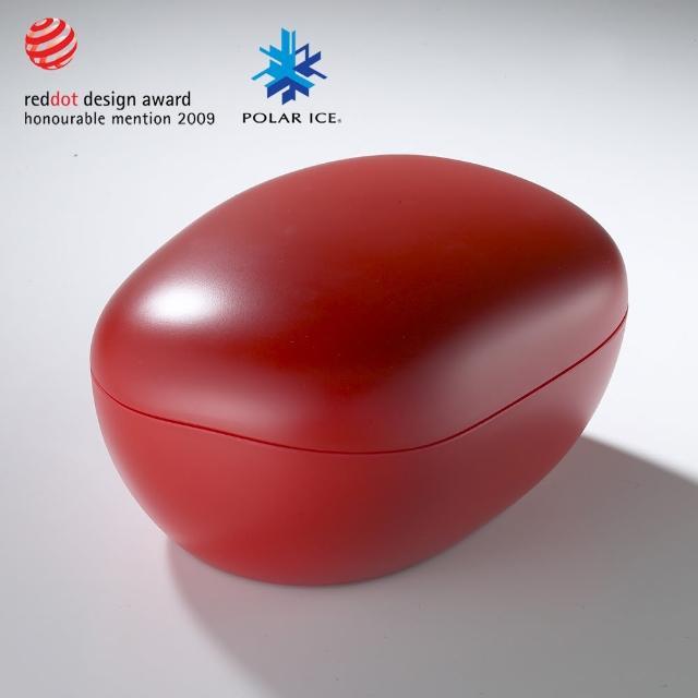 【POLAR ICE】極地冰盒(紅色)