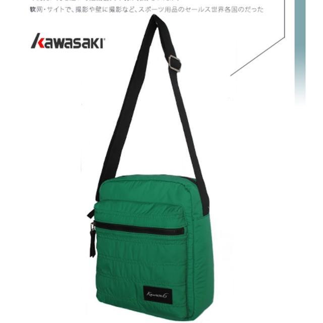 【KAWASAKI】直式平板多功能(斜背包)