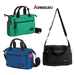 【KAWASAKI】多功能平板手提包(附活動式背帶)