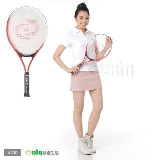 【Osun】FS-T230兒童網球拍(紅白CE-185C)