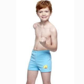 【SAIN SOU】MITSPA/泡湯專用兒童三分泳褲(附泳帽A62402-06)